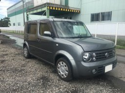 Used Nissan CUBE CUBIC