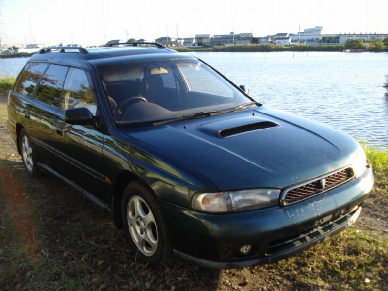 subaru legacy sedan gt 1993 used for sale. Black Bedroom Furniture Sets. Home Design Ideas