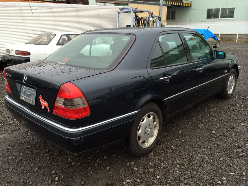 Mercedes benz c class c230 1997 used for sale for Mercedes benz c230 performance parts