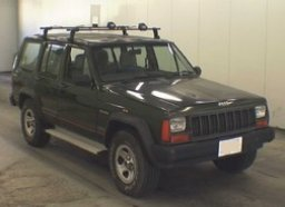 Used Chrysler Cherokee