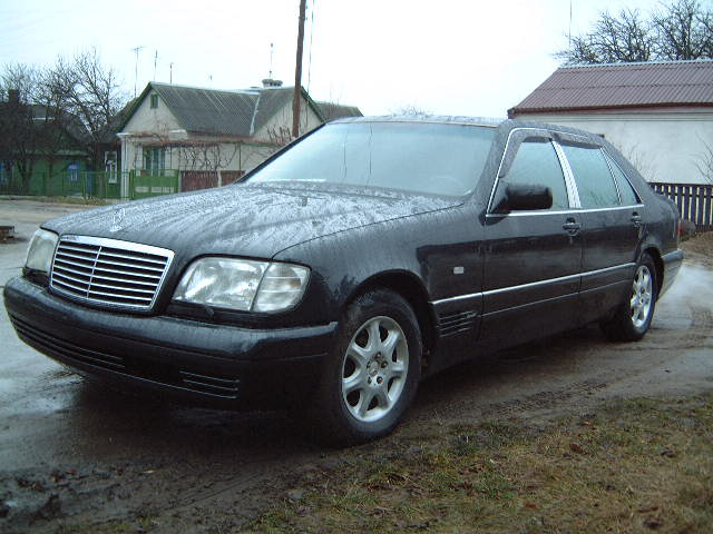 Mercedes benz 600sel lorinser 1994 used for sale for Mercedes benz lorinser for sale