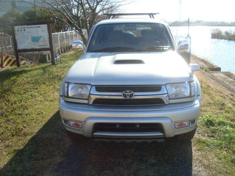 Toyota Hilux Surf Diesel Turbo Ssr