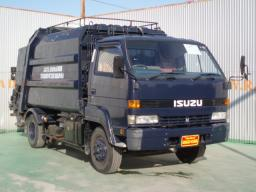Isuzu JUSTON garbage truck