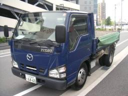 Mazda Titan Dump Truck