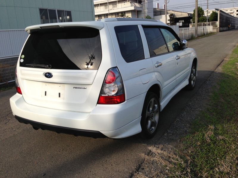Subaru Forester 2 0 Xt 2005 Used For Sale