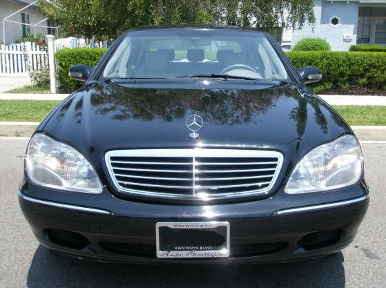 Mercedes benz s430 2000 used for sale for Mercedes benz s430 for sale