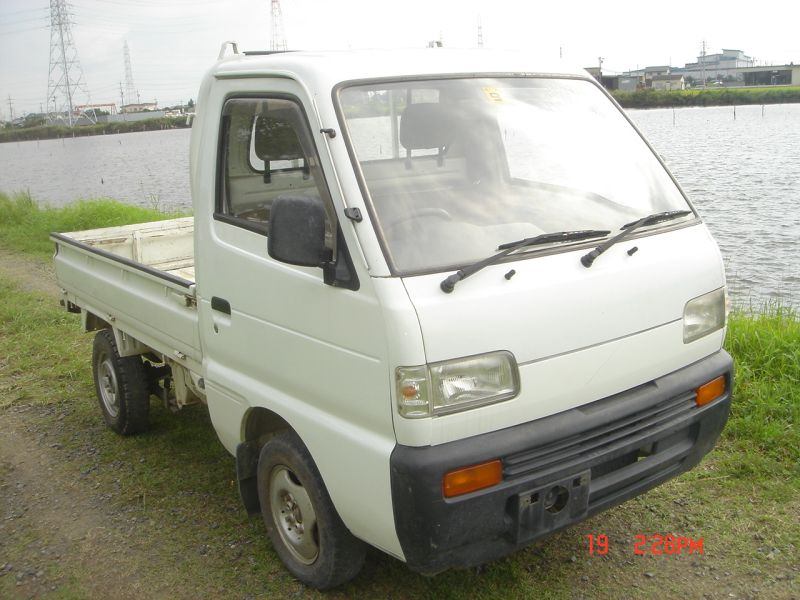 Suzuki Carry T 4wd 1994 Used For Sale