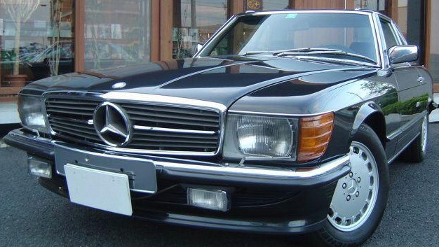 Mercedes Benz 500sl 1986 Used For Sale