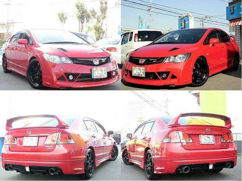honda civic type rr mugen 2007 used for sale. Black Bedroom Furniture Sets. Home Design Ideas