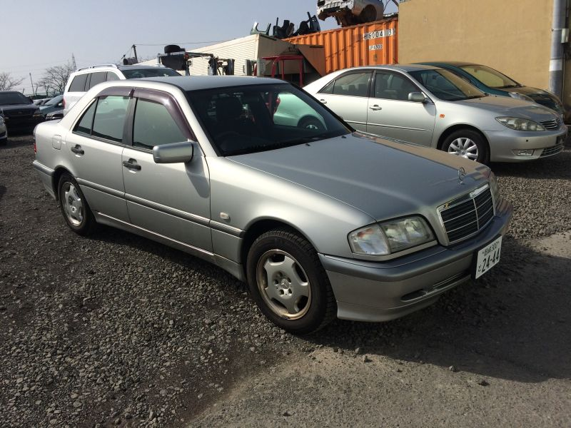 Mercedes benz c200 2000 used for sale for Mercedes benz partners
