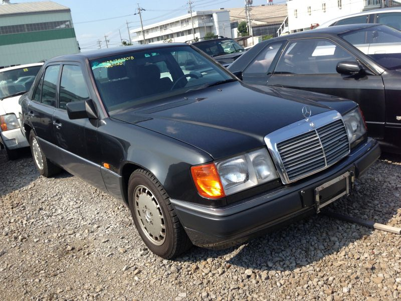 Mercedes benz 300e 1992 used for sale for 1992 mercedes benz 300e