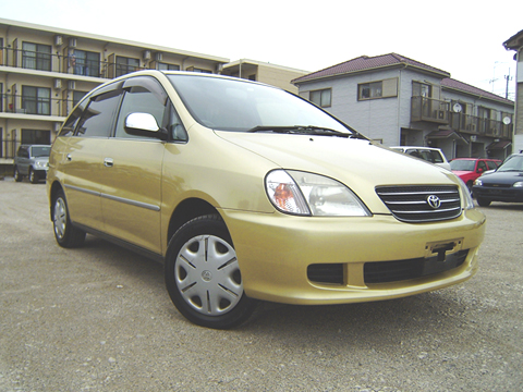 toyota nadia 2 0d 4 l selection n a used for sale rh japan partner com toyota nadia d4 engine repair manual toyota nadia user manual