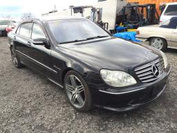 Used Mercedes-Benz S55L AMG V8 Compressor