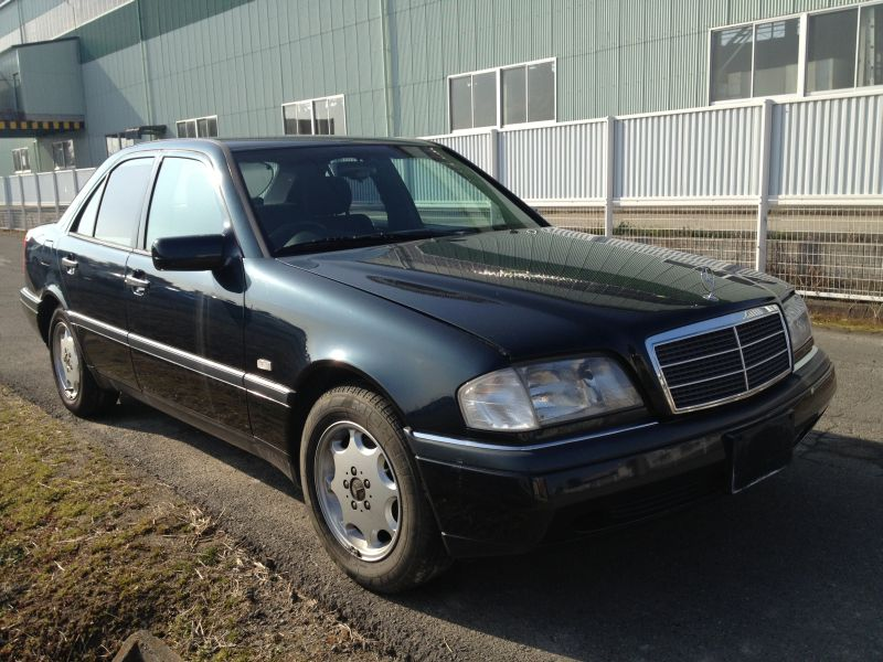 Mercedes benz c220 1996 used for sale for Mercedes benz 1996