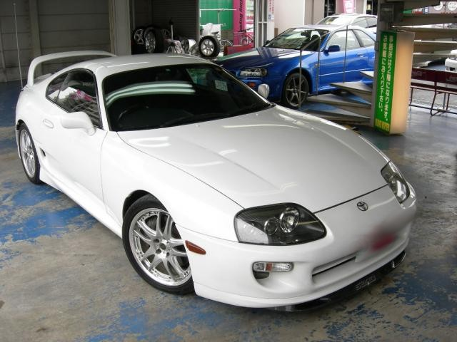 toyota supra rz 1998 used for sale supra rz twinturbo. Black Bedroom Furniture Sets. Home Design Ideas