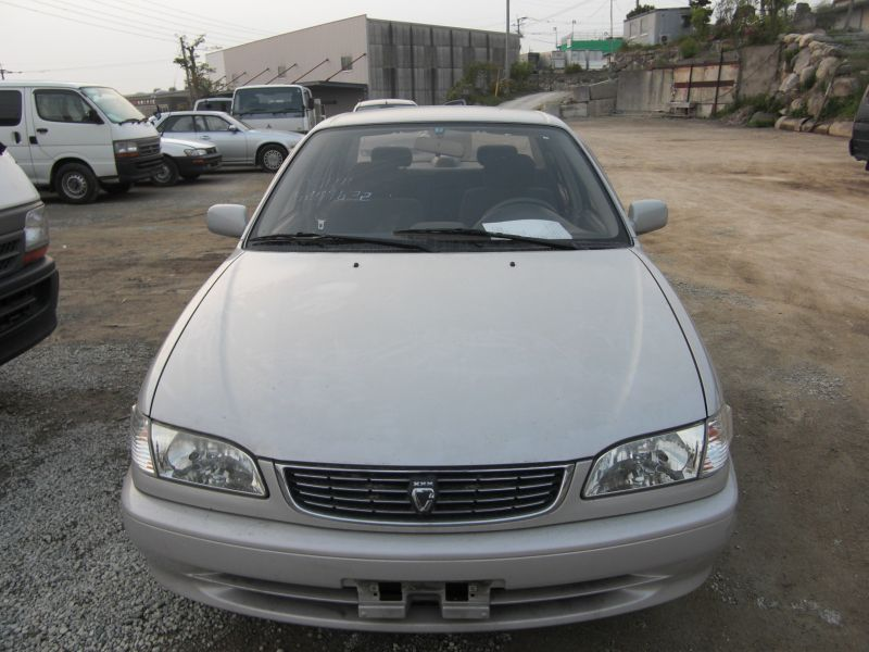 toyota corolla se saloon 2000 used for sale. Black Bedroom Furniture Sets. Home Design Ideas