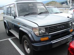 Toyota LAND CRUISER PRADO SX