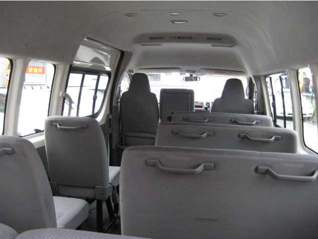 Toyota Hiace Van 15 Passenger 2005 Used For Sale