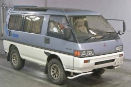 Mitsubishi DELICA STAR WAGON used car