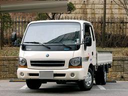 KIA Bongo Frontier - Japan Partner