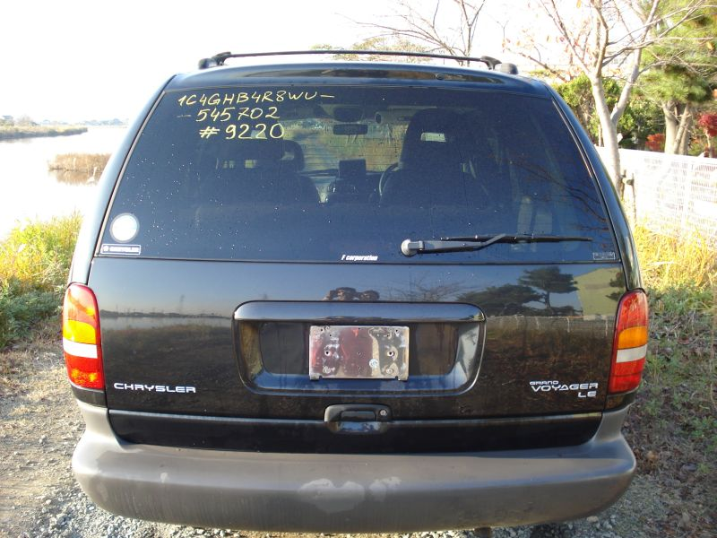 Chrysler voyager ремонт