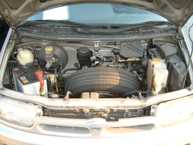 Nissan SERENA CARGO LX, 1998, used for sale