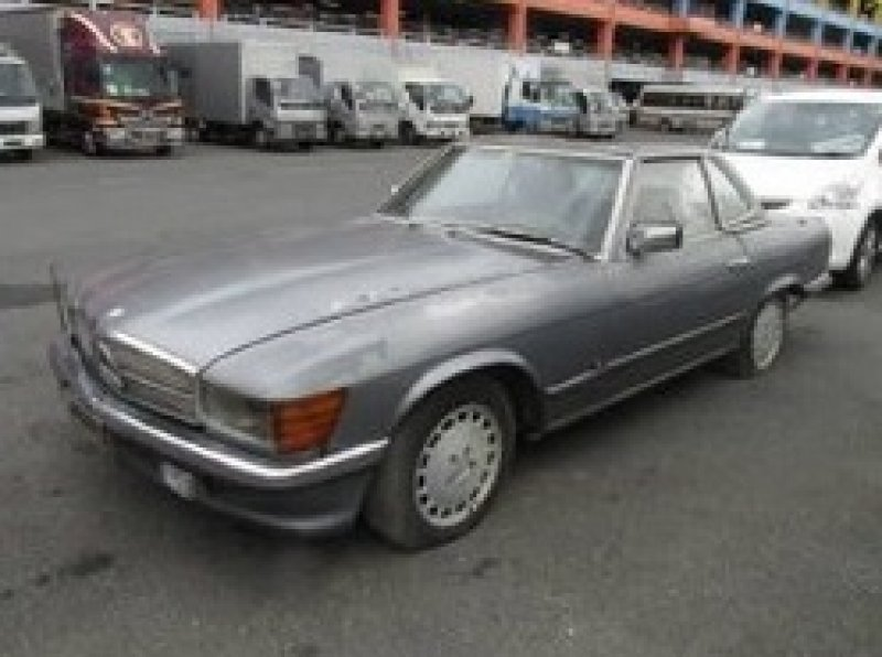 Mercedes benz 380sl 1983 used for sale for Mercedes benz usa customer service phone number