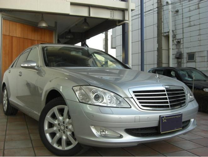 mercedes benz s class s350 2006 used for sale. Black Bedroom Furniture Sets. Home Design Ideas