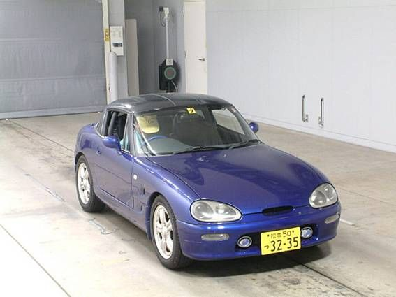 suzuki cappuccino 1992 used for sale. Black Bedroom Furniture Sets. Home Design Ideas