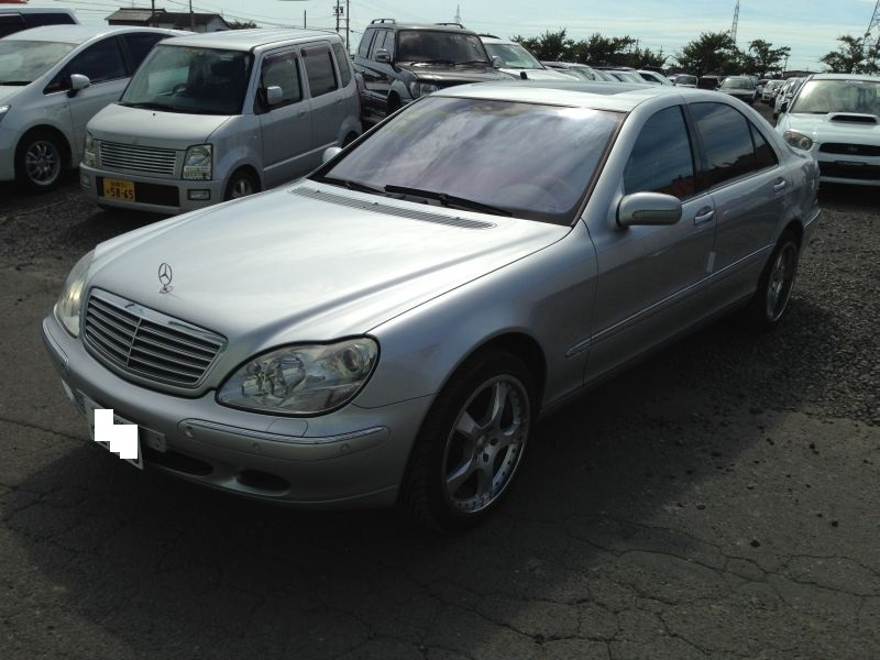 Mercedes benz s600 l 2000 used for sale for Used mercedes benz s600 for sale