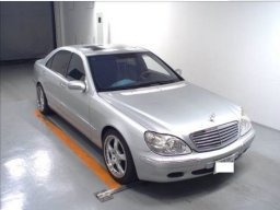 Mercedes-Benz S600 used car