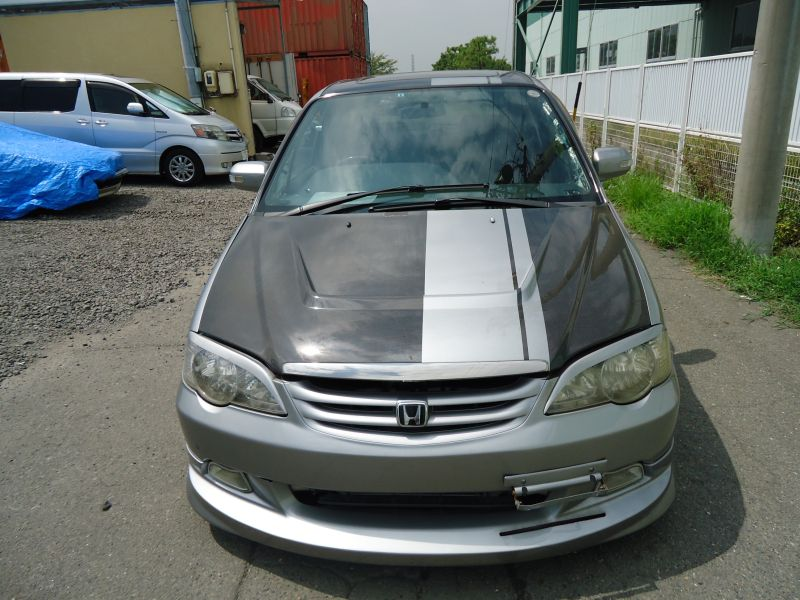 honda odyssey absolute 2002 used for sale. Black Bedroom Furniture Sets. Home Design Ideas