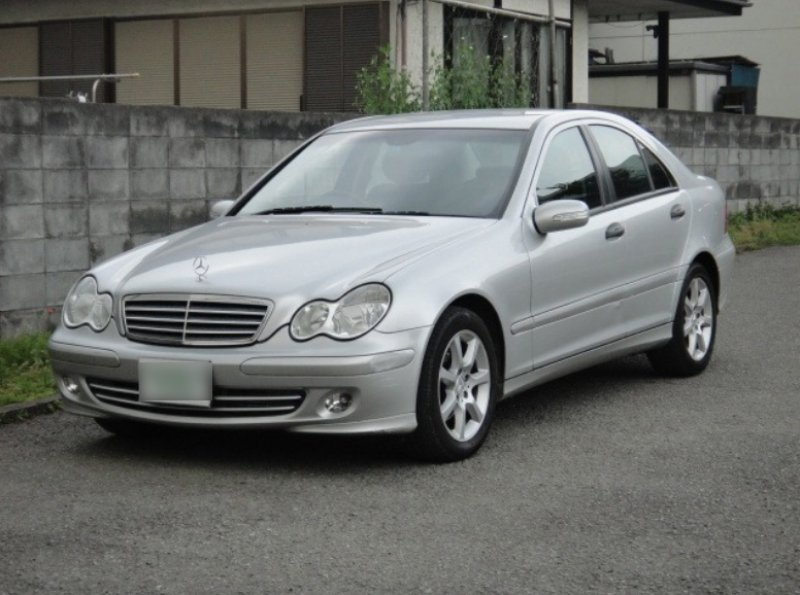 Mercedes benz c 180 2005 used for sale for Mercedes benz 2005 for sale