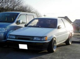 Used Toyota Levin