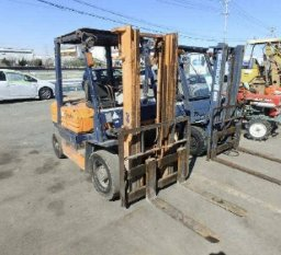 Used Toyota 2.0TON FORKLIFT