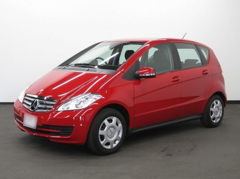 Mercedes benz a170 2009 used for sale for Mercedes benz usa price list