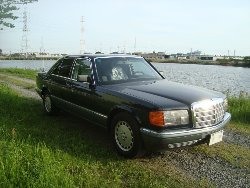 Mercedes benz 300se 1987 used for sale for Mercedes benz 1987 for sale