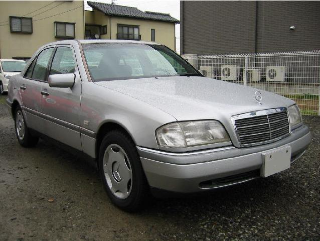 mercedes benz c280 1994 used for sale