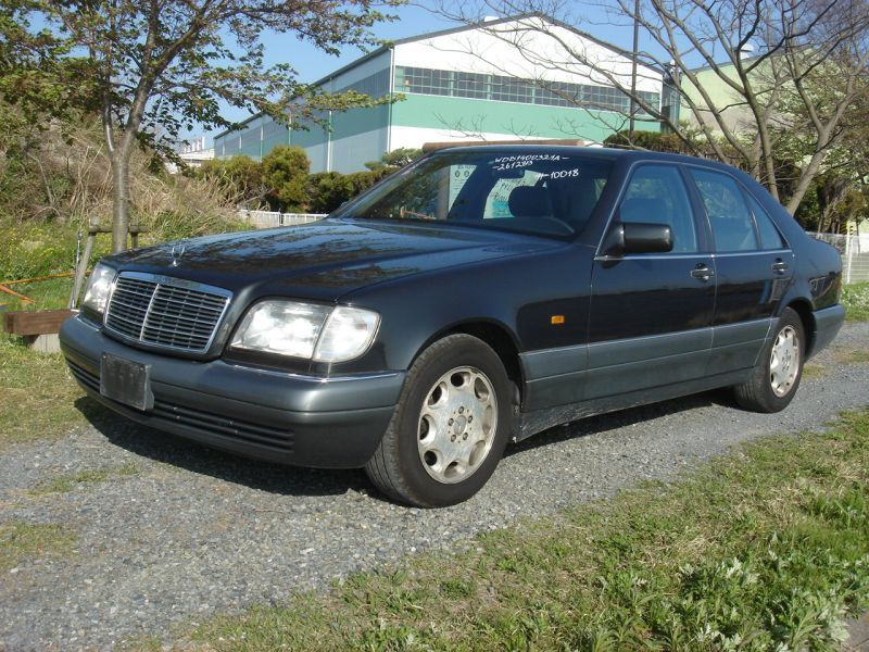 mercedes benz s320 1995 used for sale