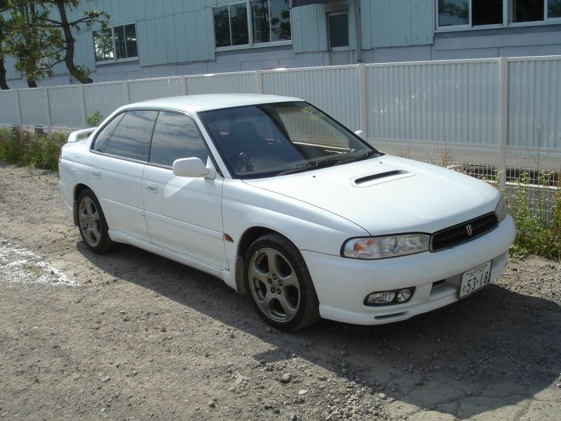 subaru legacy sedan rs turbo 1997 used for sale. Black Bedroom Furniture Sets. Home Design Ideas