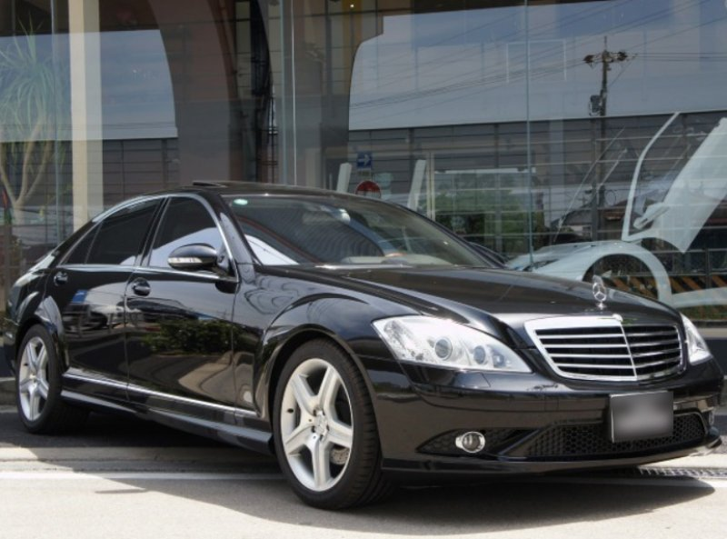 Mercedes benz s550 2005 used for sale for Mercedes benz 2005 for sale