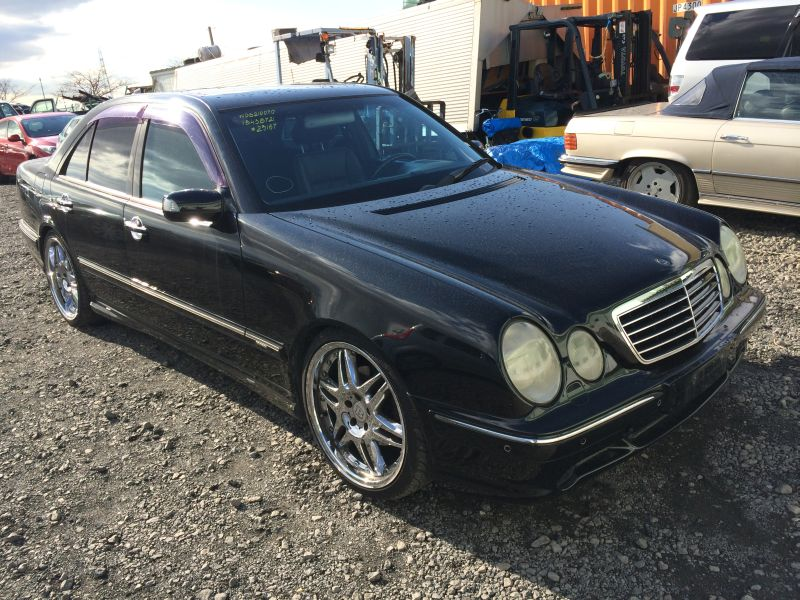 Mercedes benz e430 avant garde 2002 used for sale for Mercedes benz e430 for sale