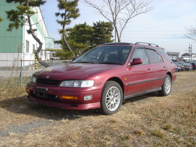 honda accord vtec 1994 damaged for sale. Black Bedroom Furniture Sets. Home Design Ideas