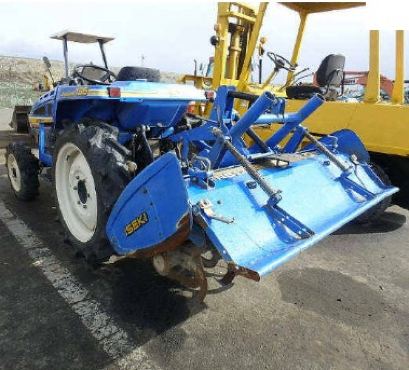 Iseki Tractor Salvage : Iseki tractor n a used for sale
