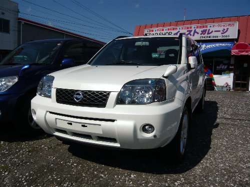 nissan x trail xtt 4wd 2005 used for sale. Black Bedroom Furniture Sets. Home Design Ideas