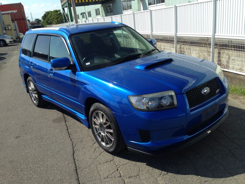 Subaru Forester Cross Sports S Edition 2006 Used For Sale