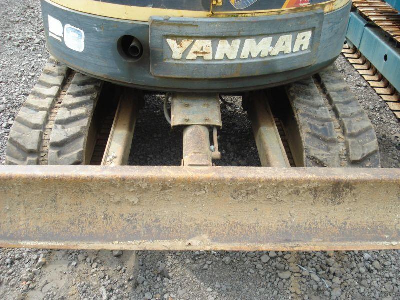 Yanmar B3 excavator Manual
