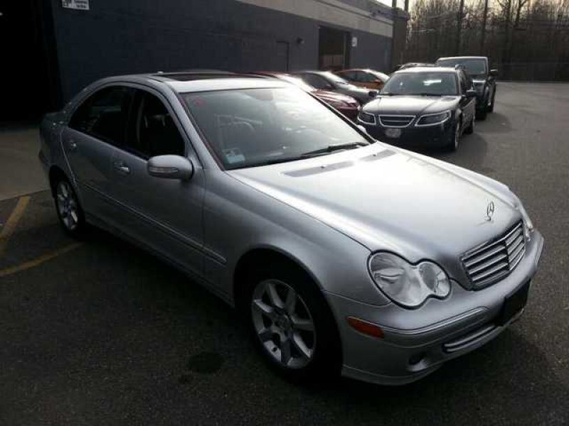 Mercedes benz c class c300 2007 used for sale for 2007 mercedes benz c350