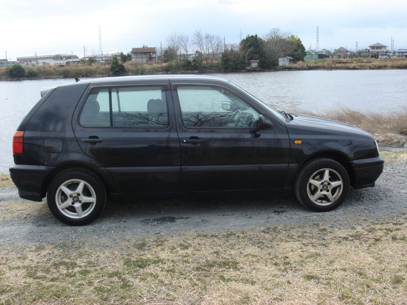 volkswagen golf 1998 used for sale. Black Bedroom Furniture Sets. Home Design Ideas