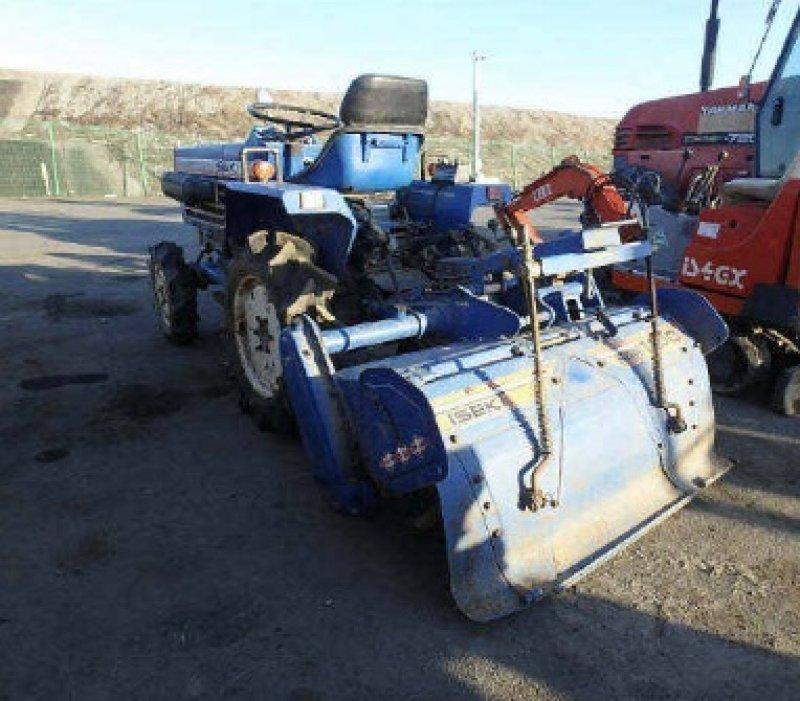 Iseki Tractor Salvage : Iseki tractor tu n a used for sale
